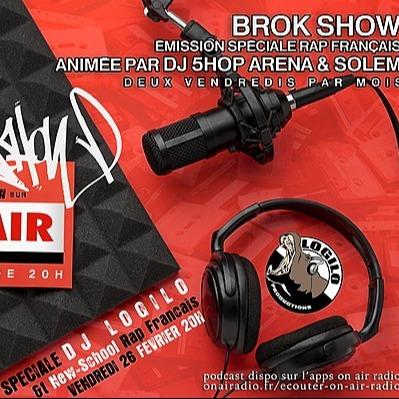 @brokshow Brok Show spéciale Logilo Productions - 26.02.2021 Link Thumbnail   Linktree