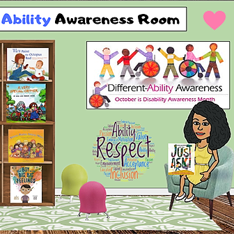 Miss Hecht Teaches 3rd Grade Different Ability Awareness Link Thumbnail | Linktree