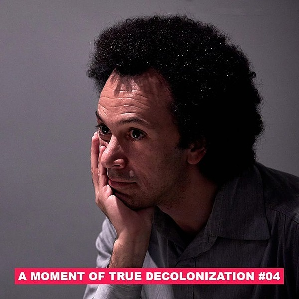 Omar Berrada Decolonizing the Screen (podcast) Link Thumbnail   Linktree