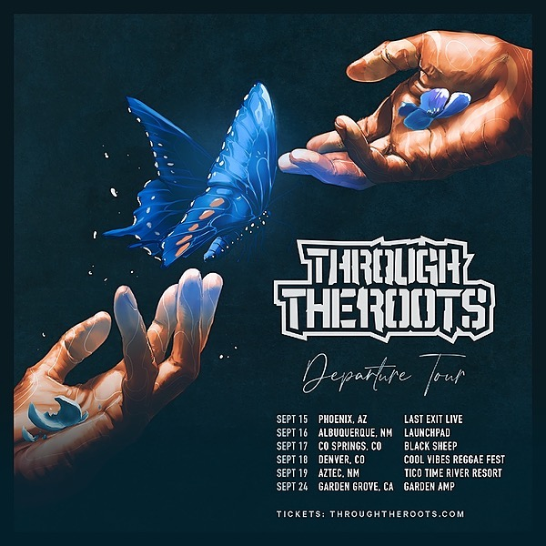 @Throughtheroots GET TICKETS NOW Link Thumbnail   Linktree