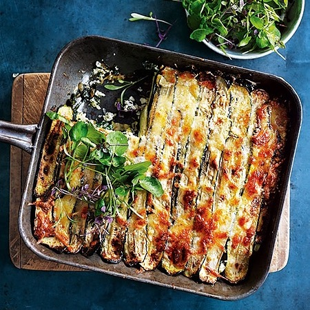 @donnahaymagazine roasted zucchini lasagne Link Thumbnail   Linktree