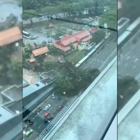 @sinar.harian  Laluan ditutup akibat pokok tumbang di depan Muzium Negara Link Thumbnail | Linktree
