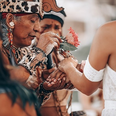 Somos Ancestral Mexico Paquetes  de Ceremonias Español Link Thumbnail   Linktree