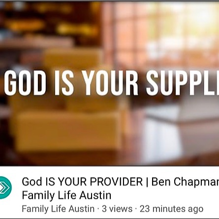Worship Experience • YouTube • Rebroadcast