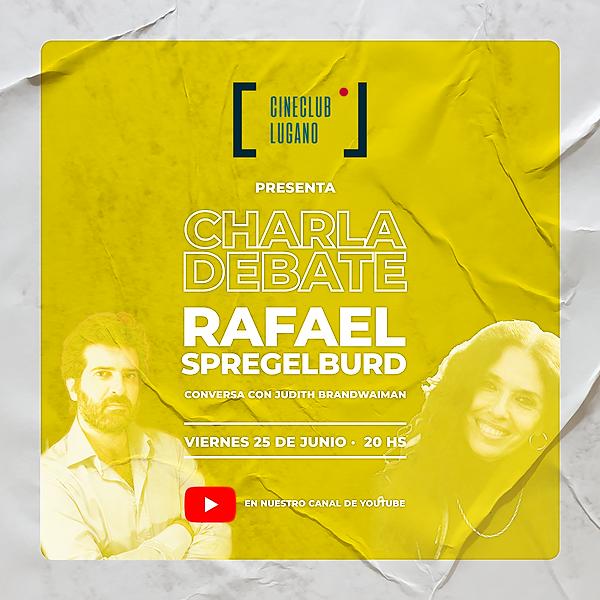 Cine Club Lugano Charla con Rafael Spregelburd Link Thumbnail   Linktree