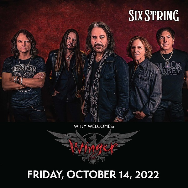 @rockonconcerts Winger - Fri 10/14/22 @ Six String Grill & Stage, Foxborough MA Link Thumbnail | Linktree