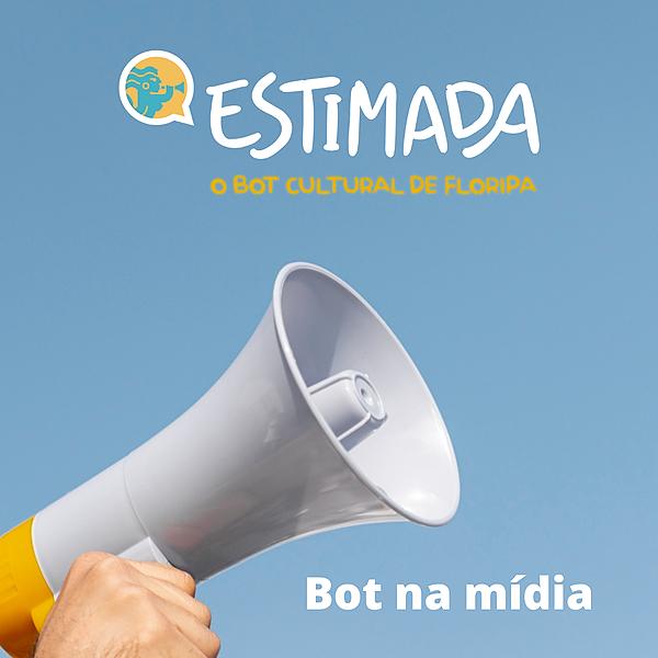 Bot na mídia: Estimada no podcast Toque de Mídia - ispia.li/toquedemidia