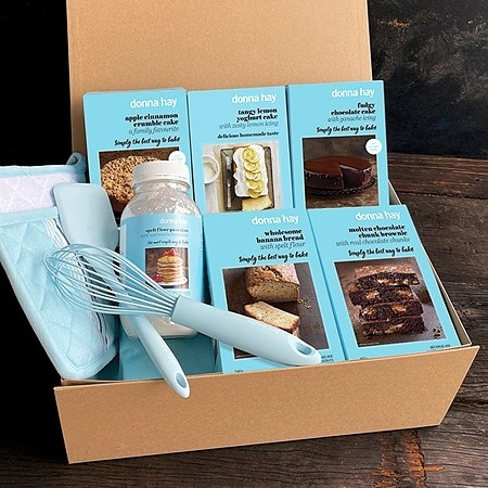 @donnahaymagazine Buy: The Ultimate Baking Collection Link Thumbnail   Linktree