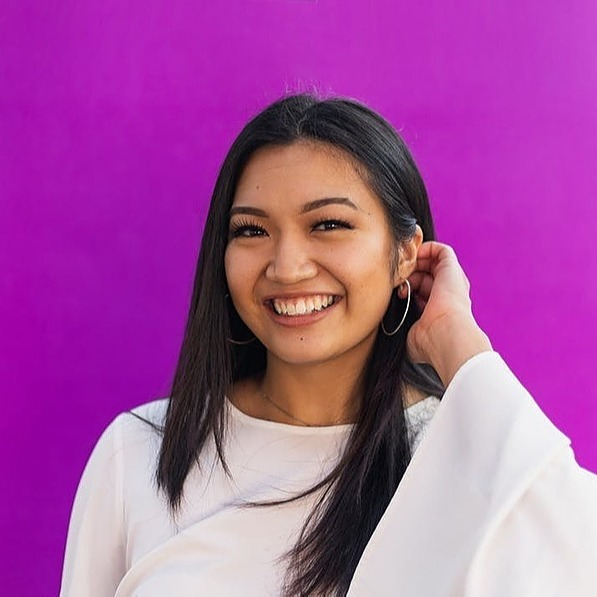 Maryknoll Alumni Relations Inno Under 25: Evangeline Muyano, rePLA Link Thumbnail | Linktree