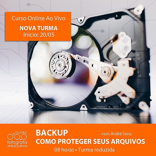 Curso: BACKUP como proteger seus arquivos