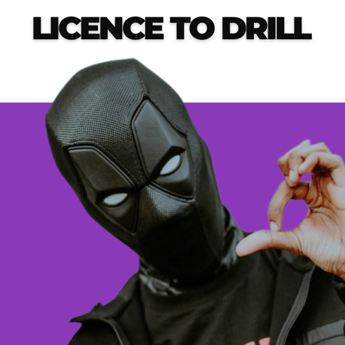 streamplaylists.com Licence To Drill Link Thumbnail | Linktree