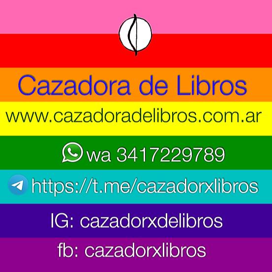 @cazadoralibros Profile Image | Linktree