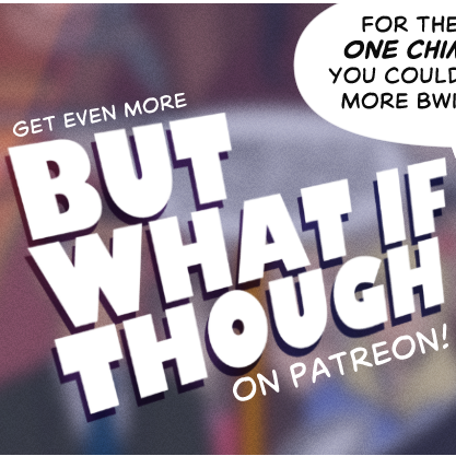 But What If Though Webcomic