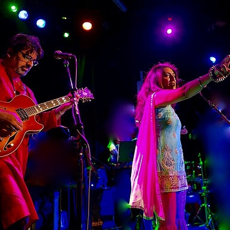 Canadian Roots Today July 3 - Kiran Ahluwalia & Rez Abbasi Link Thumbnail | Linktree