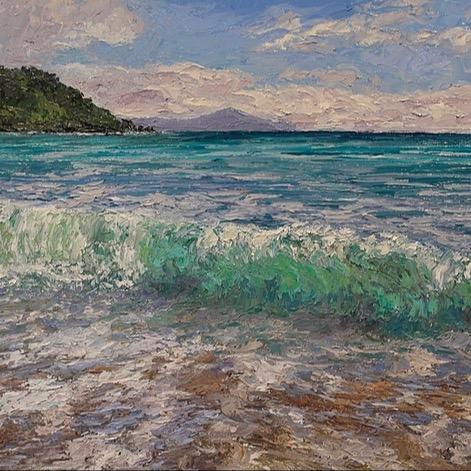 Kristen Olson Stone Fine Art Artfinder Link Thumbnail | Linktree