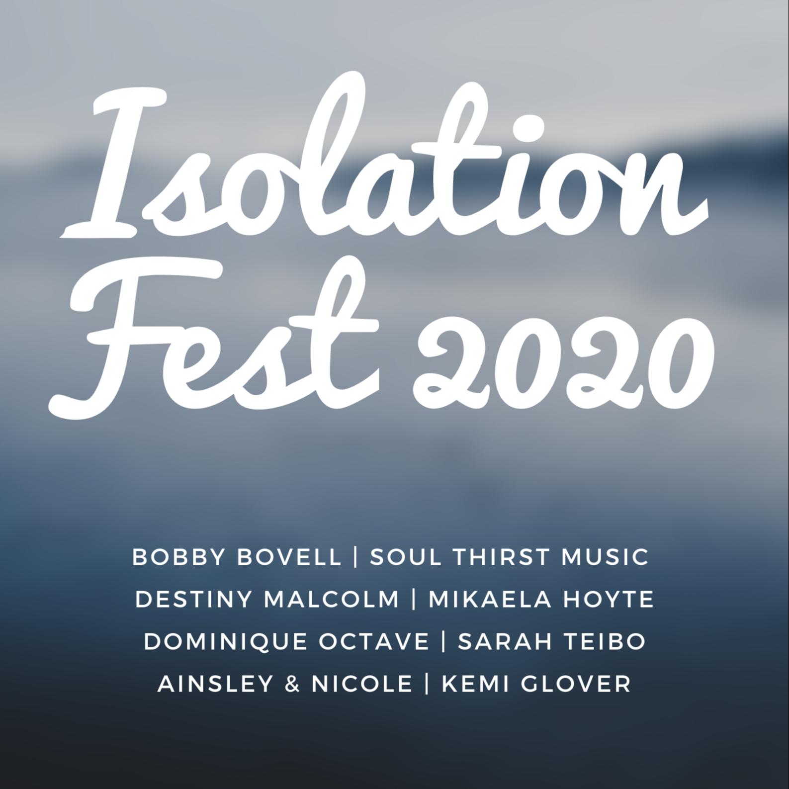 @isolationfest2020 Profile Image | Linktree