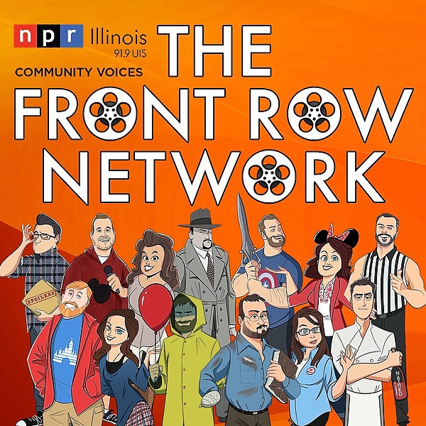 The Front Row Network (frontrownetwork) Profile Image   Linktree
