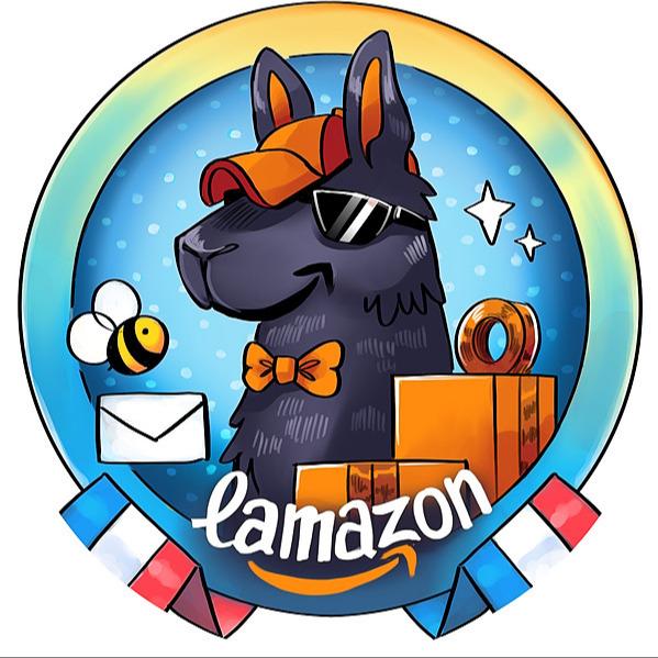 @ponchounette 「LAMAZON」Mes petits carnets en impression sur demande Link Thumbnail   Linktree