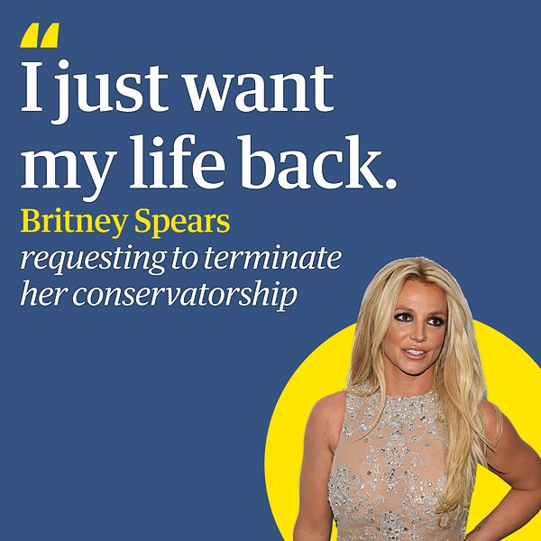 @guardian 'I deserve to have a life': Britney Spears asks court to end conservatorship Link Thumbnail | Linktree