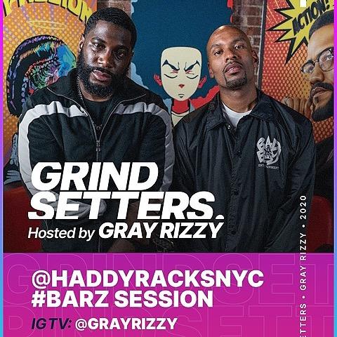 Haddy Racks | #BARZ 🔥