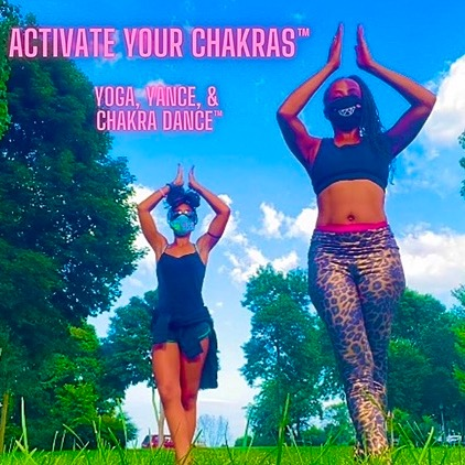 International Eco Designer NEW! Yoga Yance & Chakra Dance Online Studio Link Thumbnail | Linktree