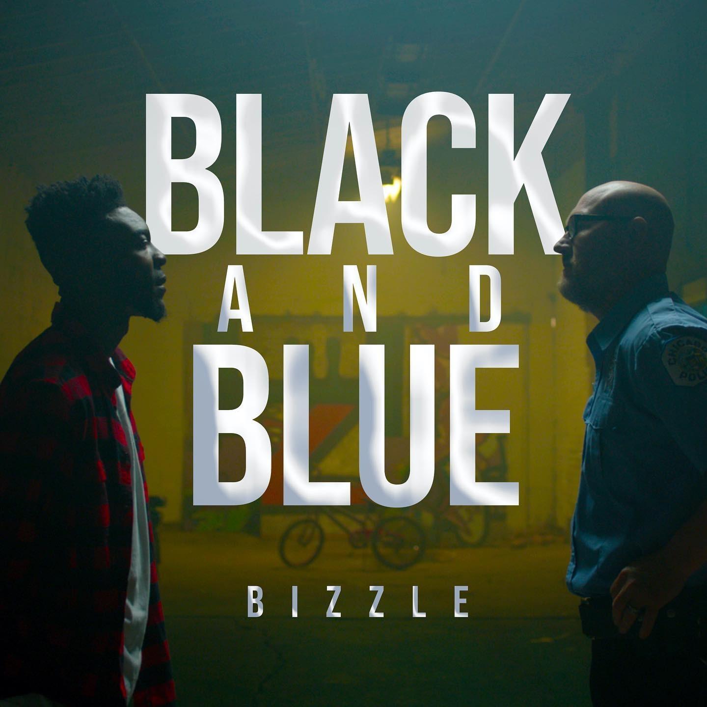Latest Bizzle Updates NEW VIDEO/SHORT FILM! Bizzle - Black and Blue Link Thumbnail | Linktree