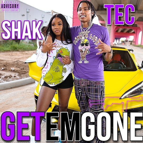 """""""Get 'Em Gone feat. TEC"""" on All Platforms"""