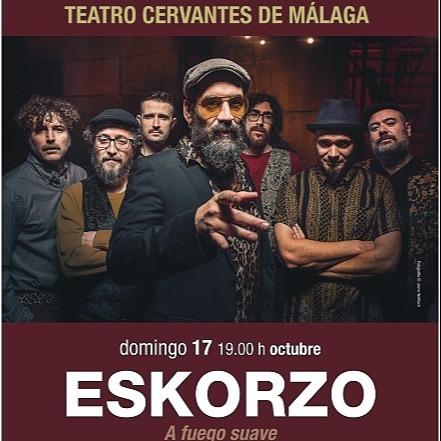 Eskorzo Entradas al Teatro Cervantes de Málaga (17 de octubre) Link Thumbnail   Linktree