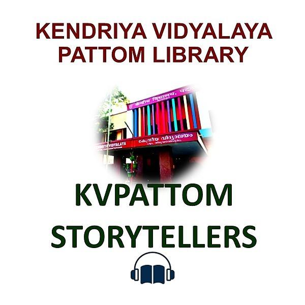 KVPATTOM LIBRARY ON PHONE Audio Library Link Thumbnail | Linktree