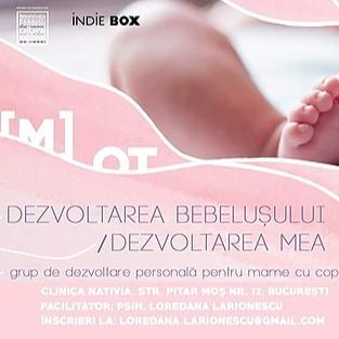 @Nativia Ateliere GRATUITE de conectare mama-bebe 0-6 luni Link Thumbnail | Linktree