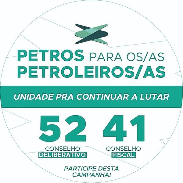 Petros para os Petroleiros (PetrosParaPetroleiros) Profile Image   Linktree