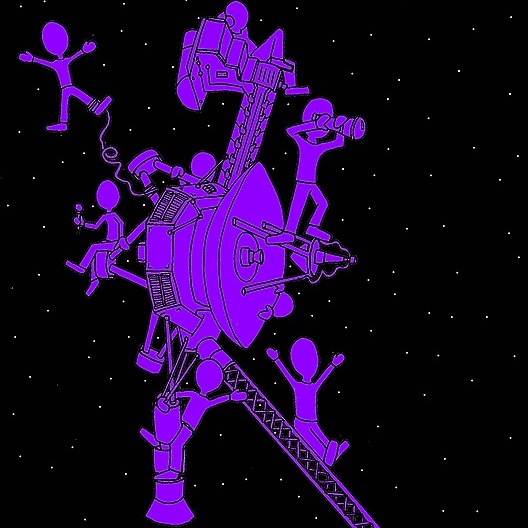 @MintonsMusic Purple Voyagers - Set Sail For The Cosmos! Full Video! Link Thumbnail   Linktree