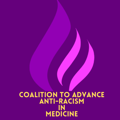 @AyshaKhouryMD Coalition to Advance Antiracism in Medicine Website Link Thumbnail | Linktree