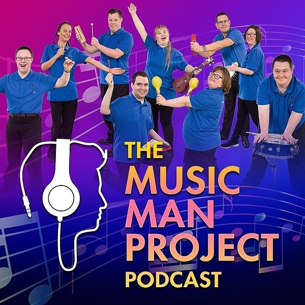 The Music Man Project Podcast Link Thumbnail | Linktree