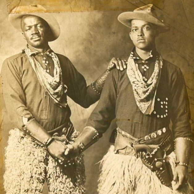 A little history about black cowboys and skilled labor