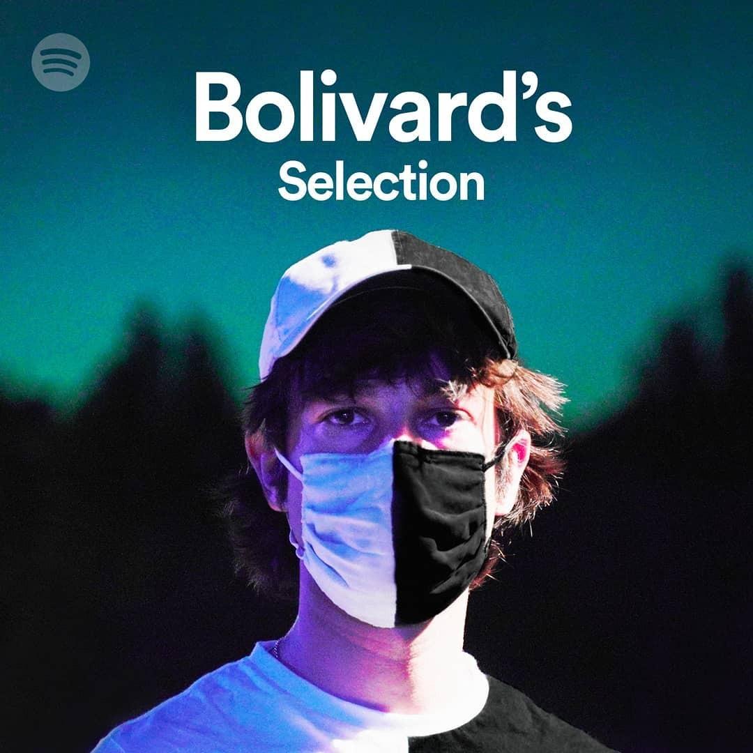 Bolivard's Selection (Spotify)