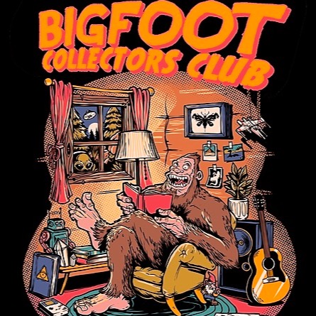 """Bigfoot Collectors Club """"BCC Clubhouse"""" by Derek Cole Link Thumbnail 