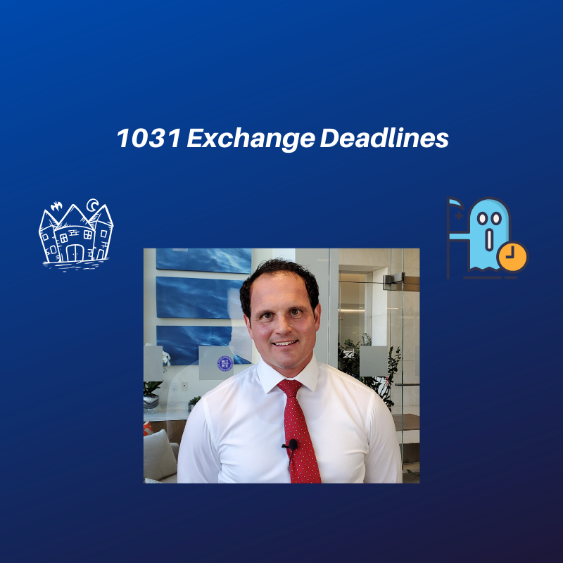 1031 Exchange deadlines just changed. What you need to know!!!! ⏲️