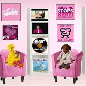 @RebeccaAllgeier Pink Shirt Day Link Thumbnail | Linktree