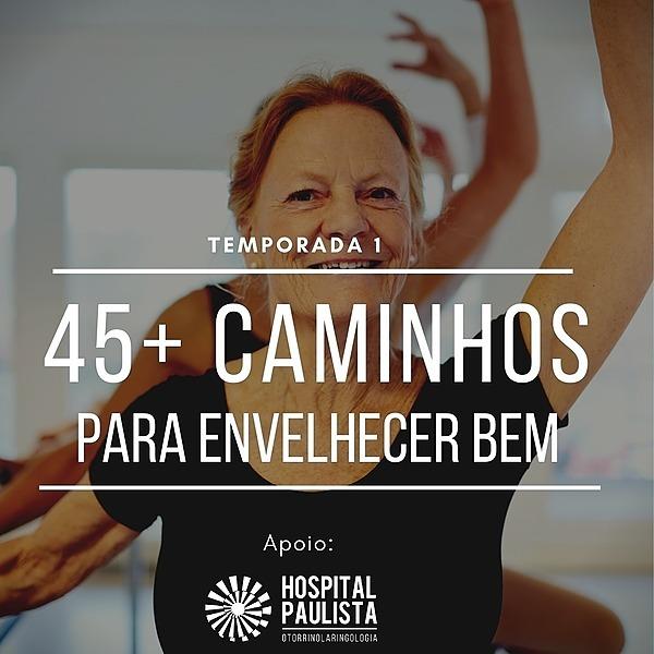 @podcast45maiscaminhos Profile Image | Linktree