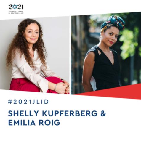 @emiliazenzile Podcast  #2021JLID –  Jüdisches Leben in Deutschland Link Thumbnail | Linktree