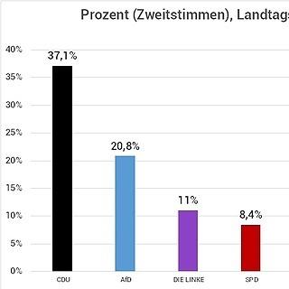 Ostprog.de Landtagswahl LSA: EIN PYRRHUSSIEG FÜR DIE DEMOKRATIE Link Thumbnail | Linktree