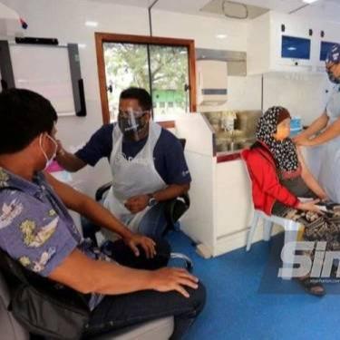 @sinar.harian Selangor sedia 50,000 dos vaksin untuk SelVax bergerak Link Thumbnail | Linktree