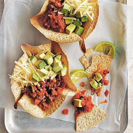 @donnahaymagazine nacho bowls  Link Thumbnail   Linktree