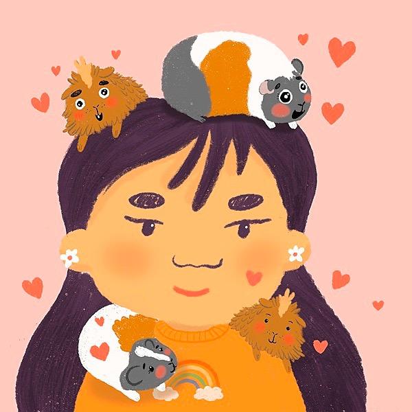 Nellbell Art (nellbellart) Profile Image | Linktree
