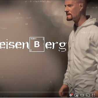 SX Heisenberg Music Video