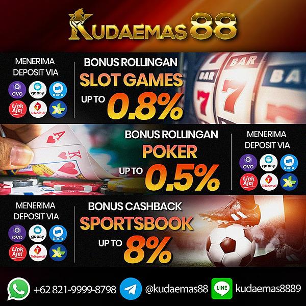 KudaEmas88 Judi Slot Online (kudaemas88) Profile Image | Linktree
