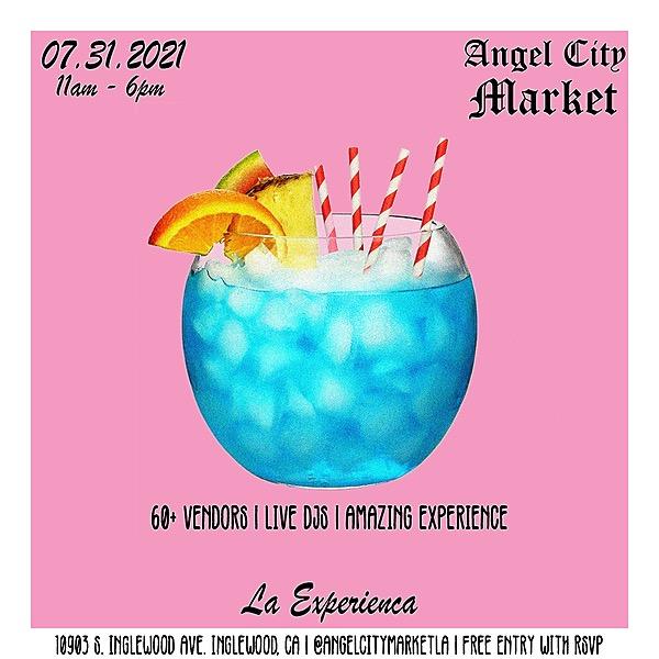 @angelcitymarket RSVP tickets: July 31st Angel City Market: Loteria Edition Link Thumbnail | Linktree