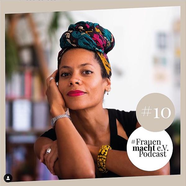 @emiliazenzile Frauenmacht Podcast Link Thumbnail | Linktree