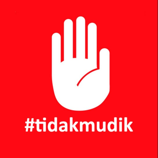 Indonesia #TidakMudik